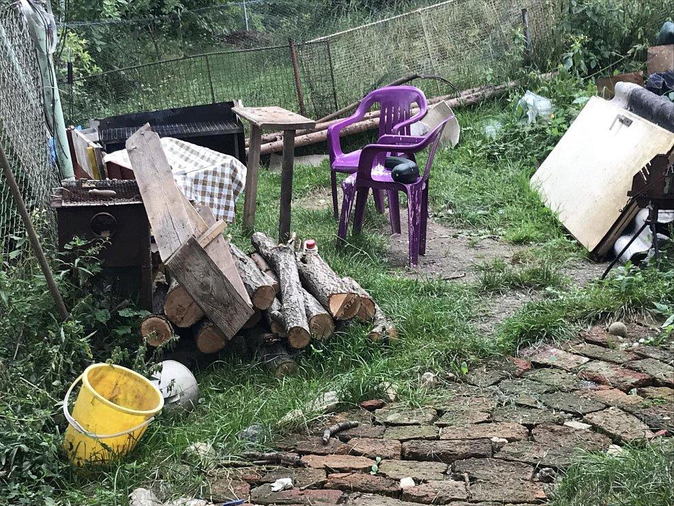 Případ vraždy na Táborsku rozplétají od začátku týdne kriminalisté.