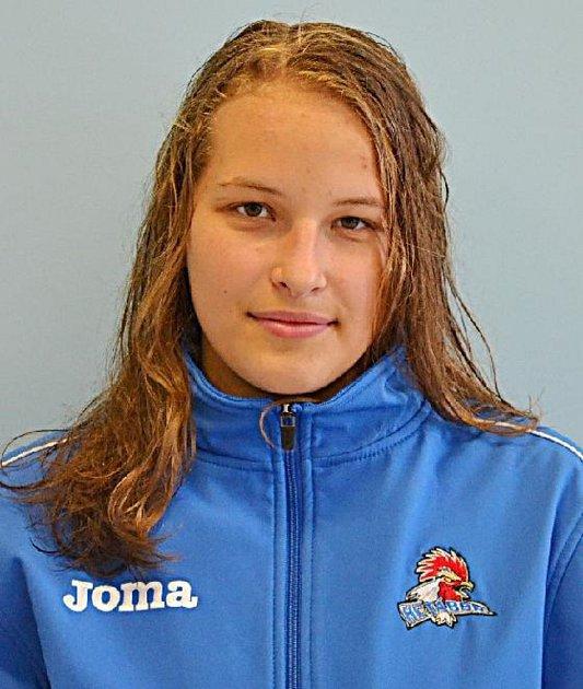 Anna Kotounová, lední hokej.
