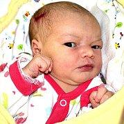 AGÁTA PAZDERKOVÁ Z TÁBORA. Narodila se jako první dítě rodičů Michaely a Zbyňka 3. srpna v 6.52 hodin. Vážila 3150 g, měřila 49 cm.
