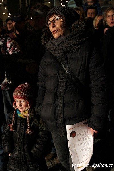 V roce 2013 se na Táborsku ke zpívání připojilo přes tisíc lidí.