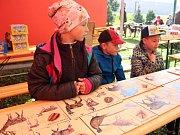 Malé děti si v Plané nad Lužnicí užily ekologický den.