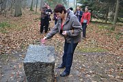 Spisovatel Miroslav Krejča dostal na Svákově pamětní desku.