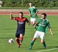 Z utkání proti Českému Krumlovu si Spartak odnesl první divizní vítězství 3:0. jak si povede v sobotu u Malše?