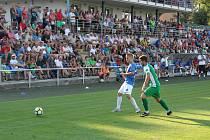 V nedělním utkání s Jihlavou by hráči Táborska potřebovali pomoc zaplněných ochozů.