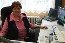 Hana Hojsáková byla nejstarší kandidátkou Táborska.