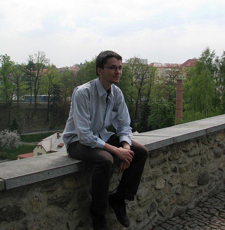 Michal Tabor, student Jagellonské univerzity v Krakowě