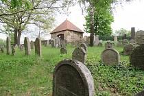 Židovský hřbitov Radenín.