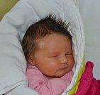 Linda Zámečníková z Tábora. Přišla na svět  26. ledna  dvanáct minut po osmé hodině jako druhé dítě v rodině. Po narození vážila 3580 gramů a měřila 51 cm.