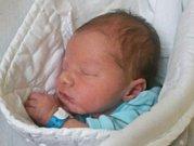 Tadeáš Horák z Libějic. Poprvé na svět pohlédl 24. prosince v O.26 hodin. Po narození vážil 3060 gramů, měřil 49 cm a doma už má brášku Matyáše.