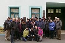 V neděli se v Soběslavi poklonili obětem holocaustu.