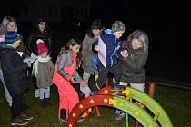 Mateřská škola Hastrmánek v Táboře připravila ve středu 20. listopadu pro malé objevitele zábavnou cestu, na jejímž konci dobrodruhy čekala i odměna.