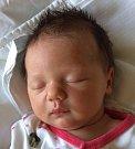 Lucie Pauli ze Zbelítova. Narodila se 29. července pět minu po dvacáté hodině. Vážila 3530 gramů, měřila 51 cm a už má sestřičku Nelu, které jsou dva roky a osm měsíců.