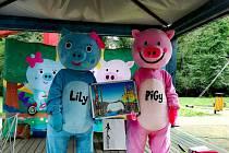 Pigy a Lily na cestách aneb loučíme se s prázdninami v Táboře.