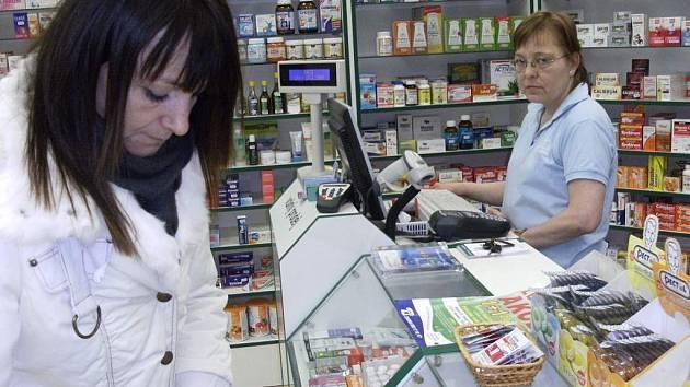 Táborské lékárny se ještě nepřipojily k systému