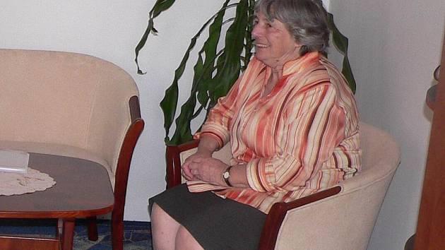 Seminář vedla RNDr. Kvasničková z Prahy