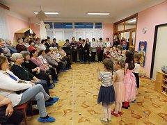 Oslava 50 let založení mateřské školy v Nerudově ulici v Soběslavi se konala minulý čtvrtek a po celý den byla školka otevřena pro bývalé žáky.