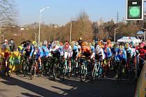Světový pohár cyklokrosařů v Táboře.