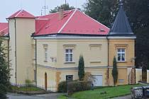 zámek v Tučapech