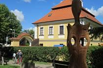 Muzeum a galerie Fara Planá nad Lužnicí.