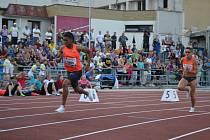 Velká cena Tábora v atletice má zvuk doma i ve světě. Před pěti lety se jí zúčastnila například i jedna z nejznámějších postav světové atletiky Caster Semenayová.