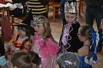 Dětský karneval ve Stádlci.
