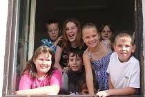 Poslední školní den na ZŠ Borotín