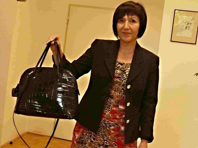 Zdeňka Helmová, ředitelka základní školy.
