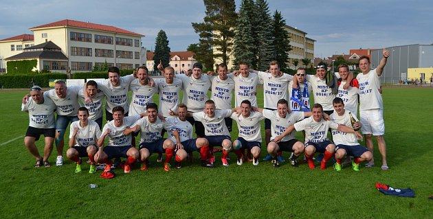 Spartak Soběslav, fotbal muži.