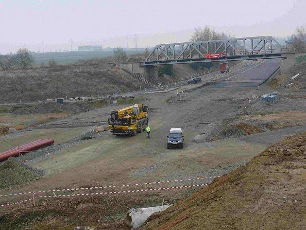 Rekonstrukce obchvatu Tábora.