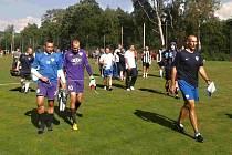 Fotbalisté MAS TÁBORSKO.