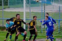 Fotbalisté Vodňan se Sokolu Sezimovo Ústí pomstili za porážku ve finále MOL Cupu.