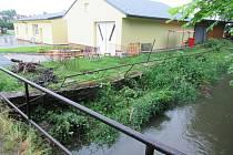 Na Táborsku byl na Černovickém potoce v neděli 21. června dopoledne vyhlášen první stupeň povodňové aktivity.