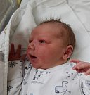 Jan Mendl z Vlčevsi. Svého prvorozeného syna se rodiče Andrea a Štěpán dočkali 16. dubna v 19.32 hodin. Jeho váha po narození byla 3290 gramů a míra 50 cm.