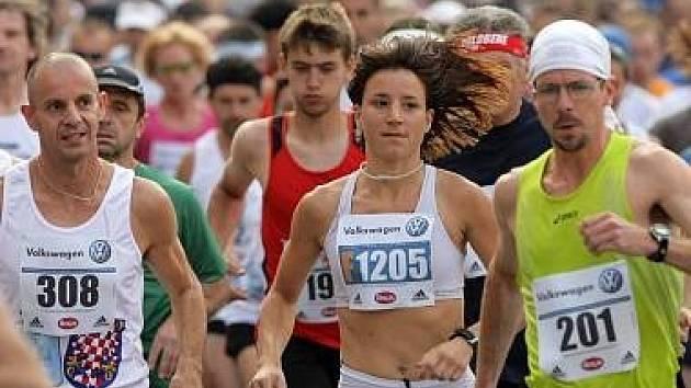 ILUSTRAČNÍ FOTO. V sobotu se v Českých Budějovicích poběží půl maraton