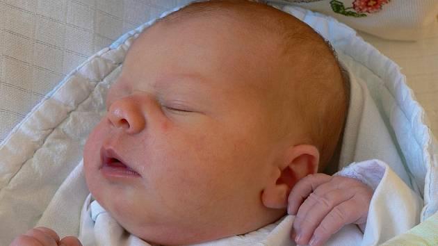 HELENA ZÍMOVÁ Z TÁBORA. Narodila se 6. řijna v 18.15 hodin. Malá Helena vážila 3100g a měřila 51cm. Ze sestřičky má radost i tříletá Vendula.