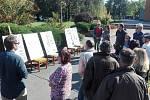 Veselští oslavili Den architektury diskusí o problémech města.