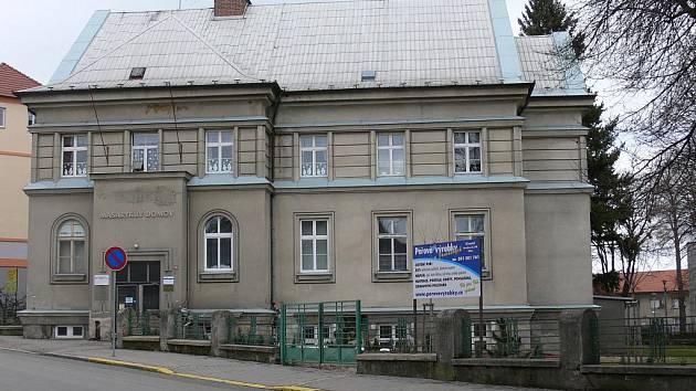 Masarykův dům.