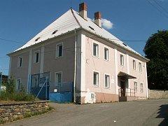 O původu tohoto domu nenalezl Richard Hrdlička bezpečných pramenů. Vzpomíná jen na okolnosti, které by se k němu mohly vztahovat.