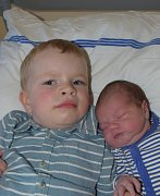 Jakub Vavera z Měšic.  Narodil se 13. srpna přesně v pět hodin. Jeho váha byla 3770 gramů, míra 53 cm  a už má  brášku Šimona, kterému jsou dva roky a devět měsíců.