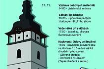 Oslavy sametové revoluce v Jistebnici.