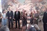 Obrazárna Špejchar zve na výstavu obrazů Gustava Macouna.