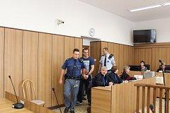 Soud v Táboře v případu přepadení v Horusicích.