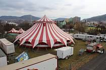 O cirkusech se debatovalo na zasedání táborských radních. Ilustrační foto.