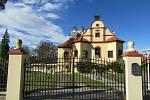 Zámek Brandlín u Tučap má návštěvníkům, co nabídnout.