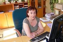 Dagmar Kulvaitová i po centralizaci úřadu práce zůstává. I nadále bude poskytovat  médiím potřebné informace.