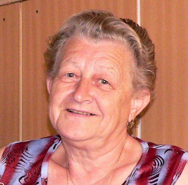 Hana Trejbalová.