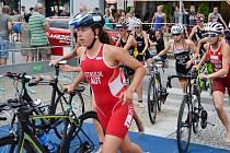 Do programu Táborského triatlonu se znovu zařadí i závod juniorského Evropského poháru.