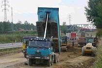 Dálnice D3. Strabag zachraňuje práce na rekonstrukci.