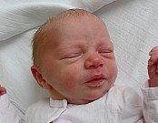 Klára Jirmusová ze Sezimova Ústí.  Rodičům Petře a Radkovi se narodila 2. února v 8.24 hodin. Vážila 2800 gramů a doma už má tříletého brášku Patrika.