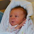 Ester Kondelíková z Veselí nad Lužnicí. Narodila se 24. listopadu jedenáct minut po šesté hodině. Vážila 3030 gramů, měřila 50 cm a sestřičce Kateřině jsou dva roky.